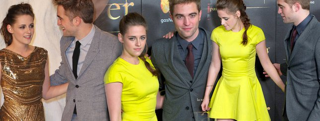 Stewart i Pattinson – czułości w Berlinie i Madrycie