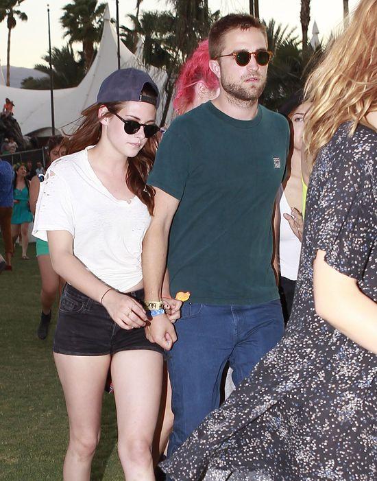 Kristen Stewart i Robert Pattinson razem (FOTO)