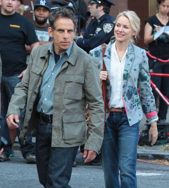 Z Benem Stillerem i Naomi Watts na planie (FOTO)