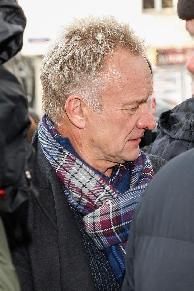 Po co Sting przyleciał do Polski? (ZDJĘCIA)