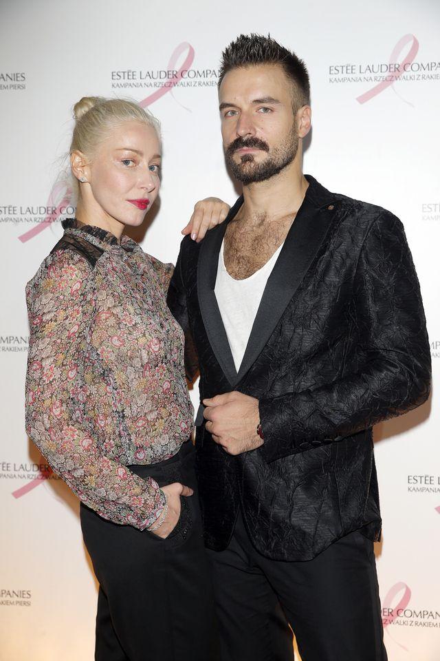 Piotr Stramowski o pracy z żoną: Mijamy się w garderobie... (VIDEO)