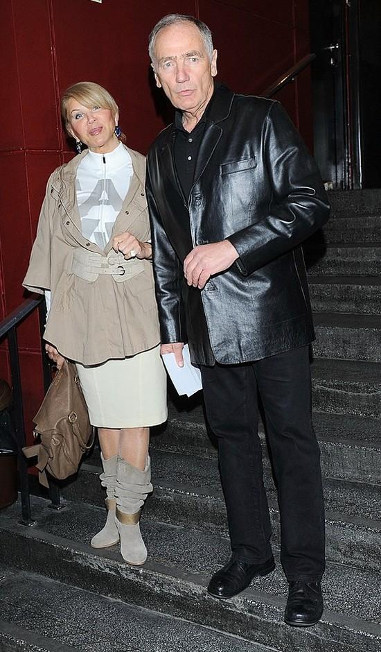 Żona Karola Strasburgera zmarła na raka?