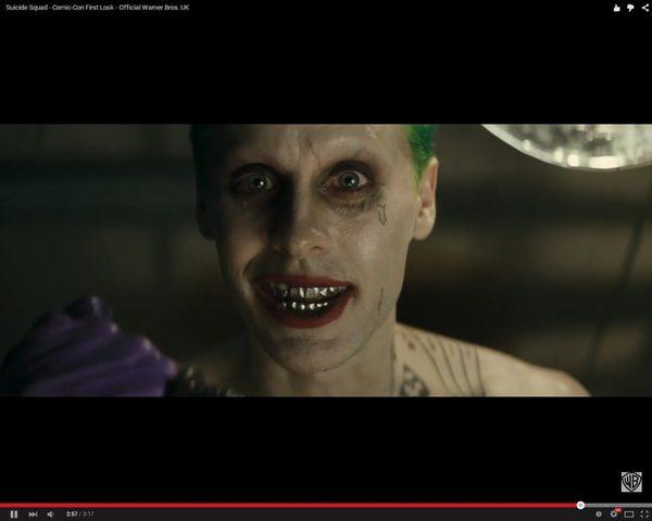 Suicide Squad z Jaredem Leto - jest pierwszy trailer [VIDEO]