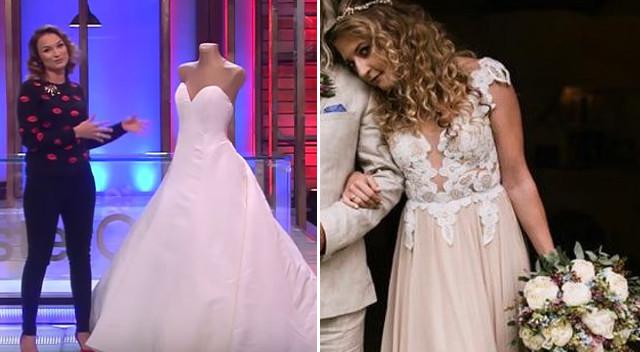Lara Gessler i Anna Starmach wystawiły na WOŚP suknie ślubne