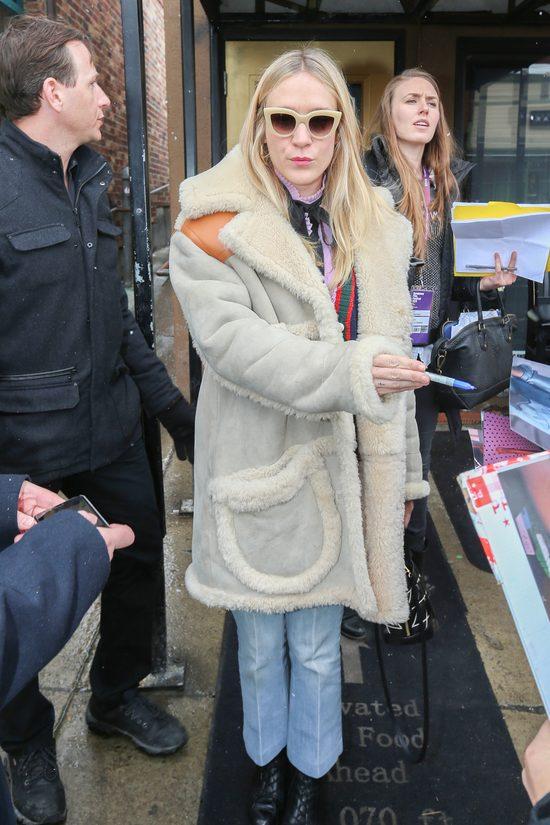 Gwiazdy w zimowych stylizacjach na festiwalu Sundance (FOTO)
