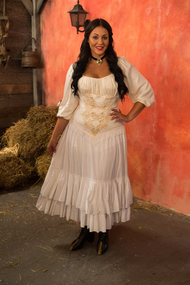 "Półfinał #Supermodelki Plus Size"": Joanna jak Catherine Zeta Jones!"