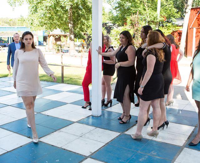Supermodelka Plus Size: Modelki zmierzą się z zaskakująco trudnymi zadaniami