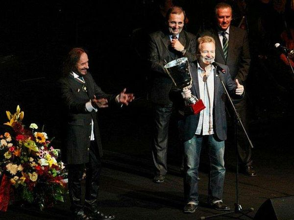 TYLKO U NAS: Gwiazdy na benefisie Stana Borysa (FOTO, WIDEO)