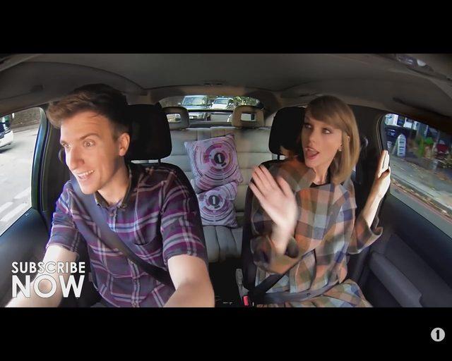 I za to w�a�nie fani kochaj� Taylor Swift [VIDEO]