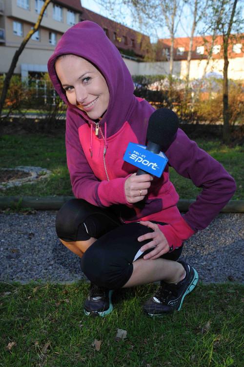 Paulina Sykut uzależniona od biegania