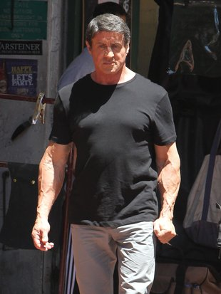 Sylvester Stallone Straci� Syna