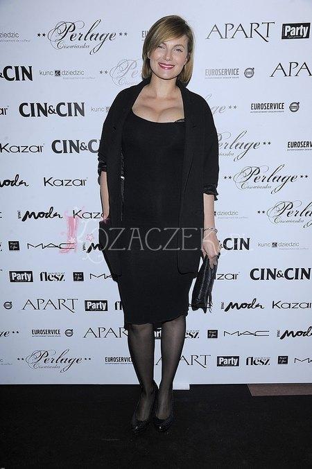 Sylwia Gliwa wraca jako mama (FOTO)