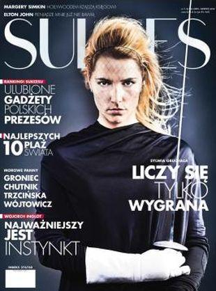 Sylwia Gruchała marzy o złocie na olimpiadzie