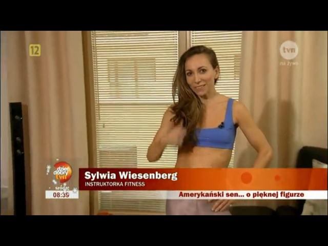 Przepis na seksowną pupę Sylwii Wiesenberg