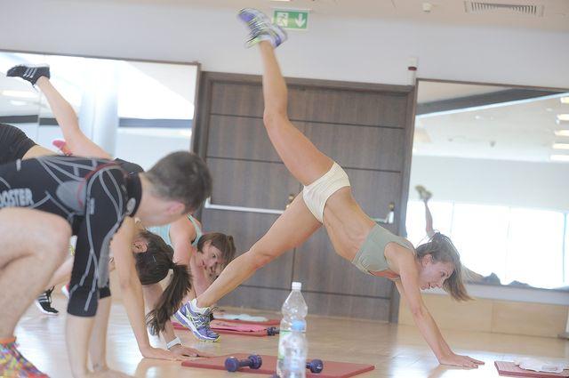 Sylwia Wiesenberg - najbardziej naturalna trenerka fitness?