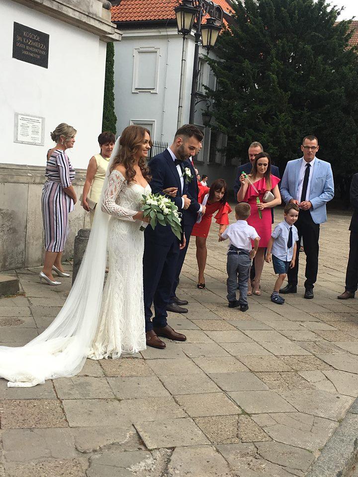 TYLKO U NAS: Sylwia Nowak wzięła ślub! (ZDJĘCIA)