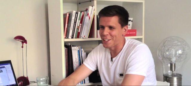 Wojtek Szczęsny zdradził swój fetysz (VIDEO)