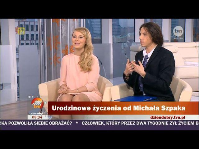 Michał Szpak zmienia styl?
