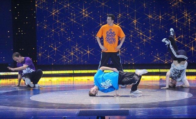 Drugi półfinał Tylko taniec