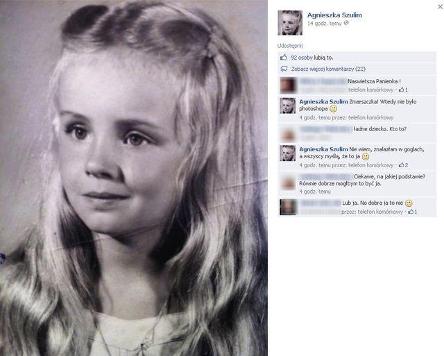 Kim może być ta dziewczynka? (FOTO)