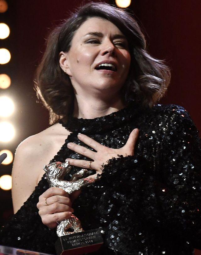 Małgorzata Szumowska nagrodzona Srebrnym Niedźwiedziem na Berlinale za film Twar