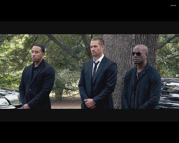 Furious 7 - ostatnia rola Paula Walkera [VIDEO]
