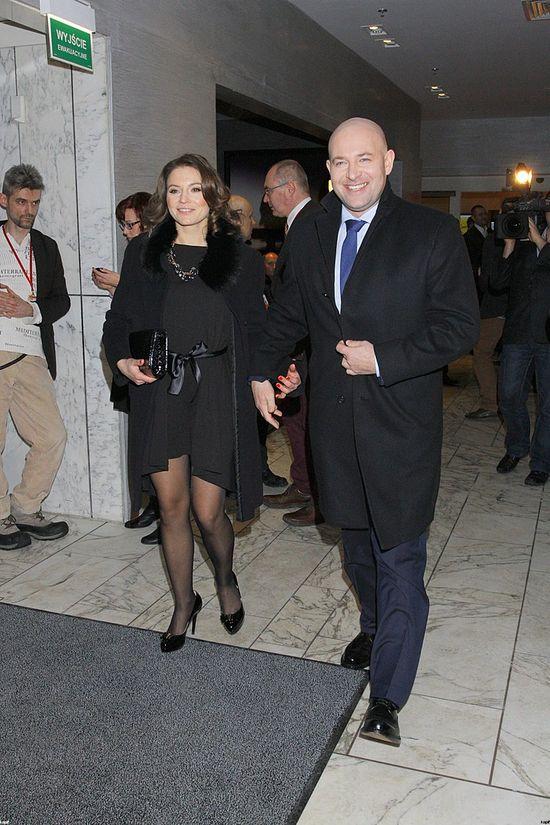 Szymon Bobrowski z�ama� �elazne zasady - pokaza� �on� FOTO