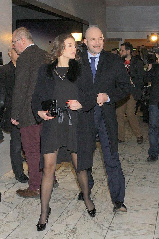 Szymon Bobrowski złamał żelazne zasady - pokazał żonę FOTO