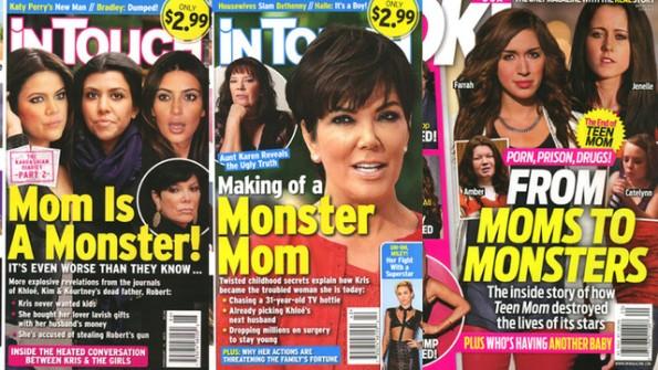 Rok 2013 w tabloidach (FOTO)