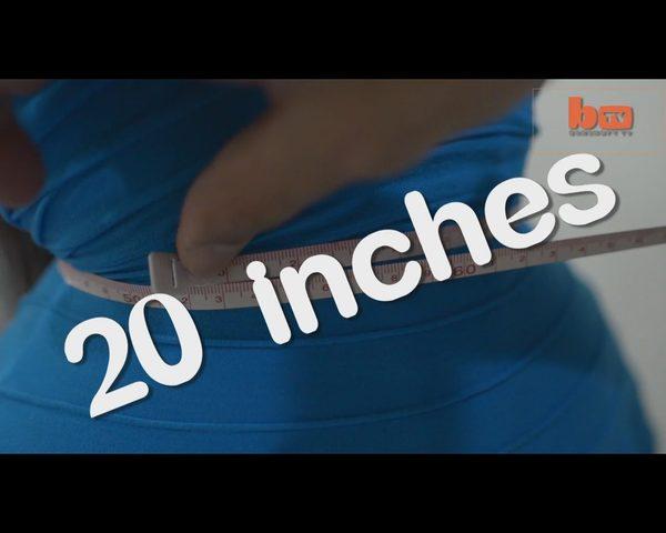 Nie uwierzycie, ile centymentrów w talii ma ta modelka (FOTO