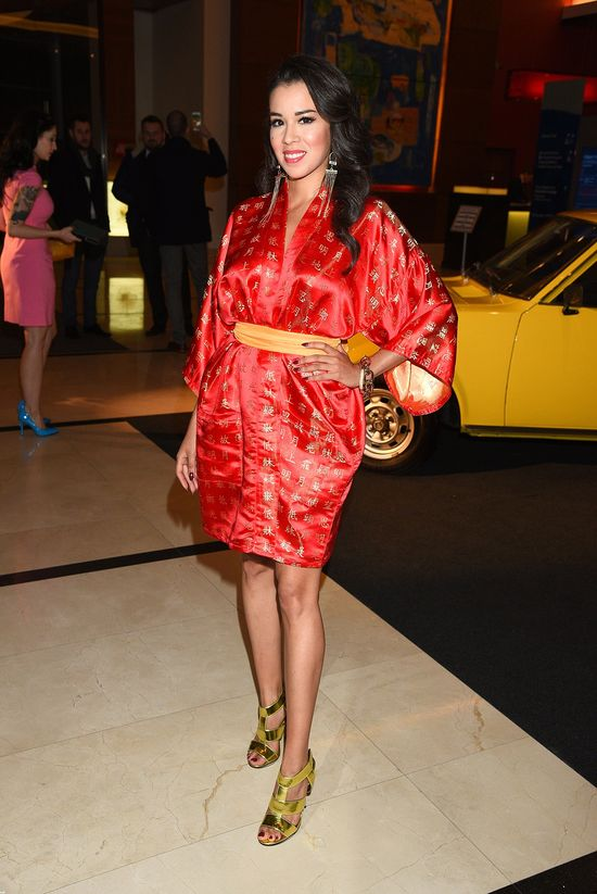 Gdy imprez� organizuje Harper's Bazaar i Mitsubishi Motors