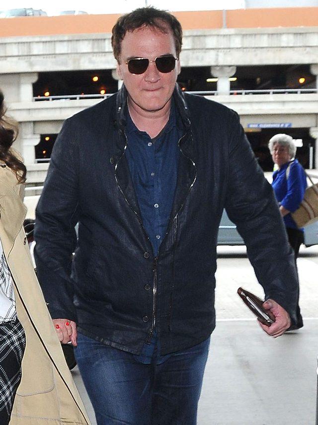 Quentin Tarantino znalazł drugą połówkę? (FOTO)