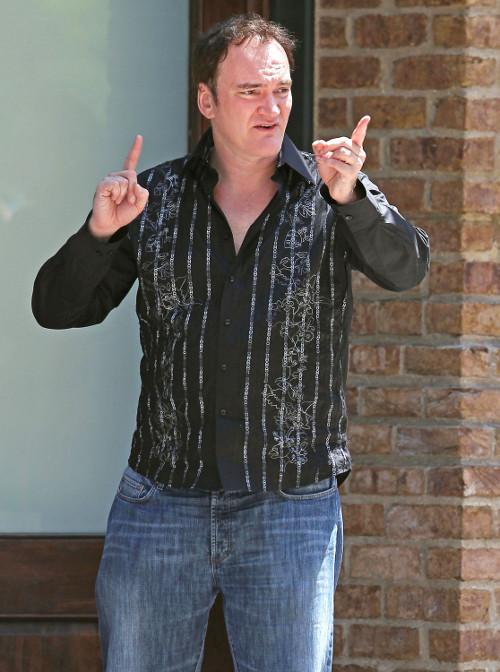 Quentin Tarantino myśli o emeryturze