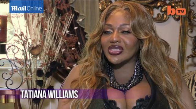 Tatiana Williams - m�czyzna, kt�ry postanowi� zosta� Kim
