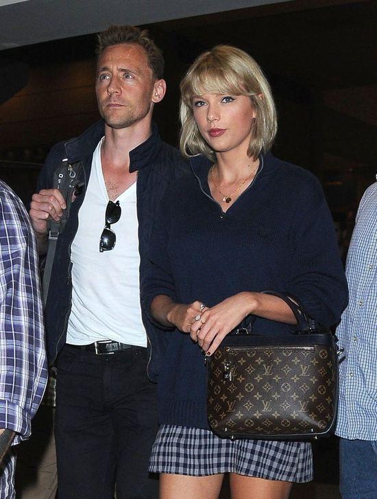 Serio?! Po miesiącu zanajomości Taylor Swift i Tom Hiddleston
