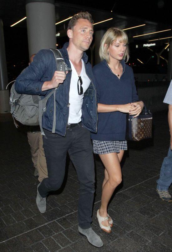 Serio?! Po miesi�cu zanajomo�ci Taylor Swift i Tom Hiddleston