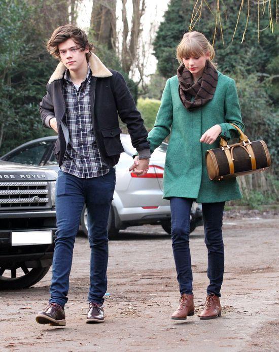 Jest harry styles randki Taylor Swift 2013