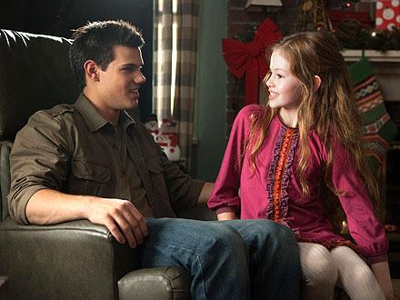 Przed świtem: części II: Co łączy Jacoba z Renesmee?