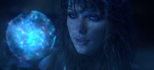 Naga Taylor Swift w klipie do Ready For It?