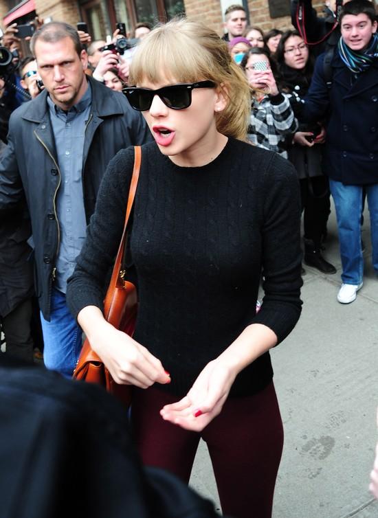 Taylor Swift: Złamię Cię, sprawię, że będziesz żałował