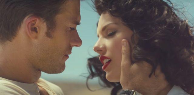 Taylor Swift ma gust! Kogo ca�uje w nowym klipie? (VIDEO)