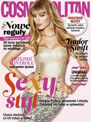 Taylor Swift nie zamierza być perfekcyjną panną młodą