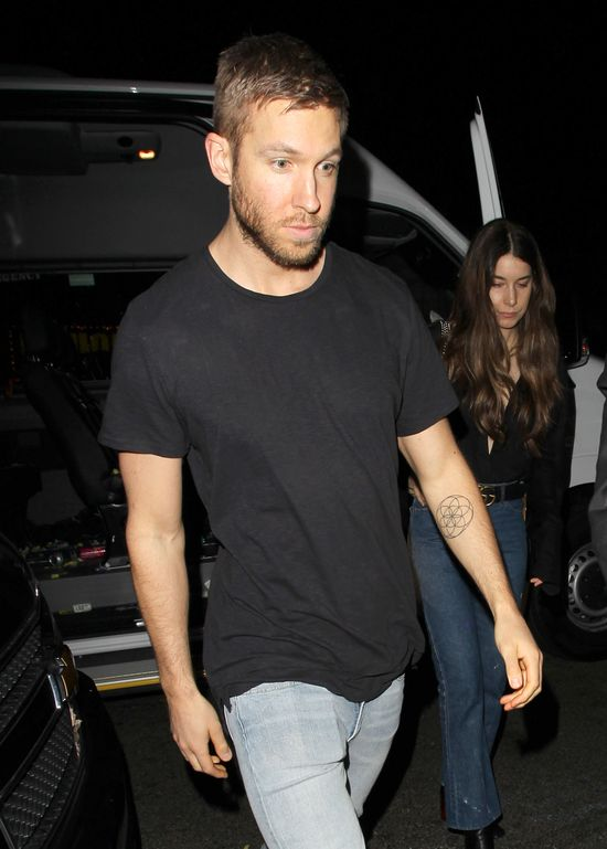 Dlaczego Taylor i Calvin nie przyszli razem na Grammy?