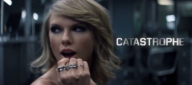 Bad Blood Taylor Swift przejdzie do historii? (VIDEO)