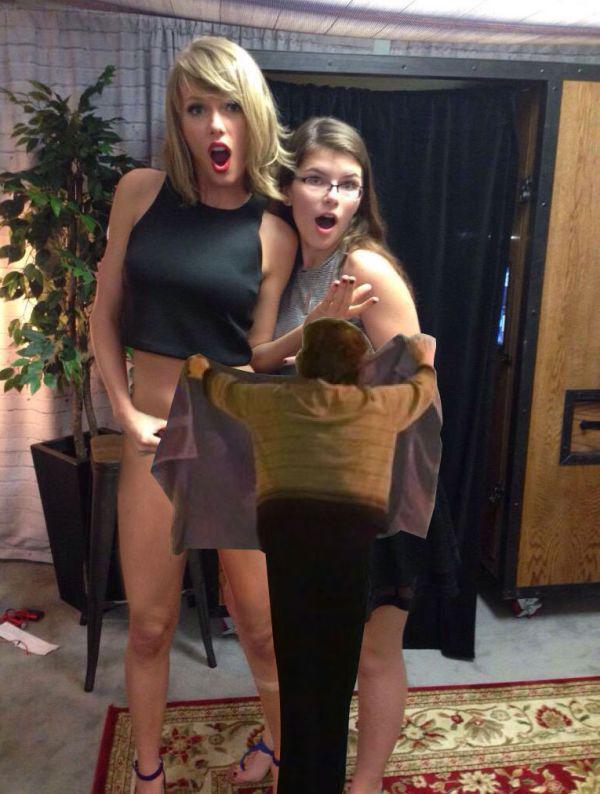 Taylor Swift pokazała brzuch - Internet reaguje adekwatnie