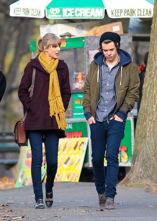 Harry Styles udowodnił, że chce wrócić do Taylor Swift!