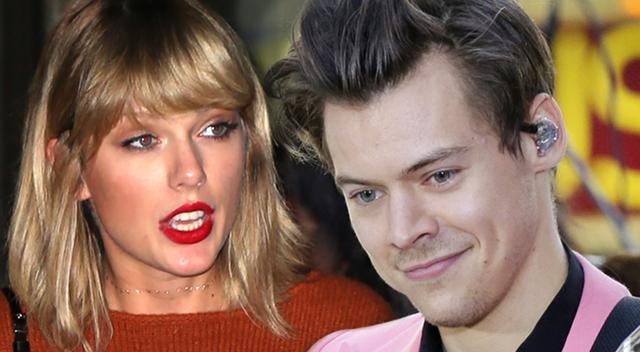 Taylor Swift w szoku po usłyszeniu piosenek Harry'ego Stylesa na swój temat