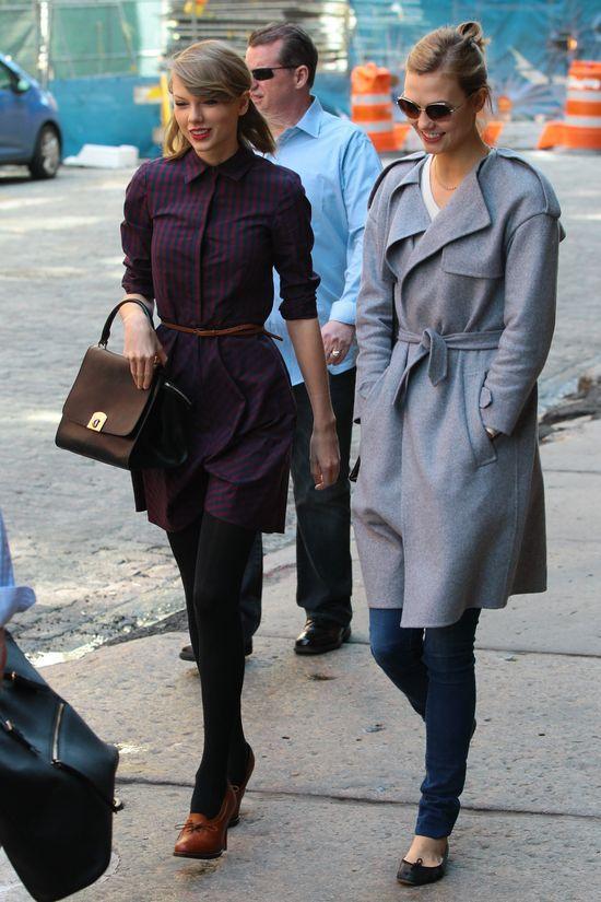Karlie Kloss złożyła Taylor Swift nietypową propozycję...