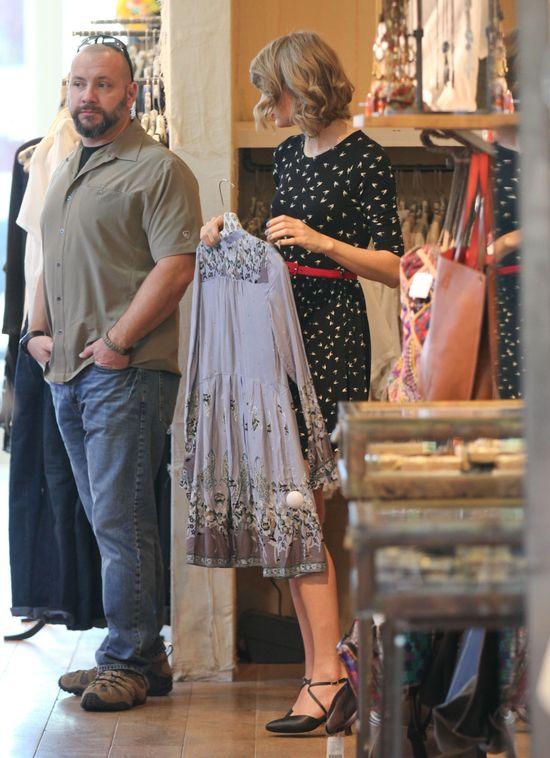 Przyjaciółki na zakupach: Taylor Swift i Lorde (FOTO)