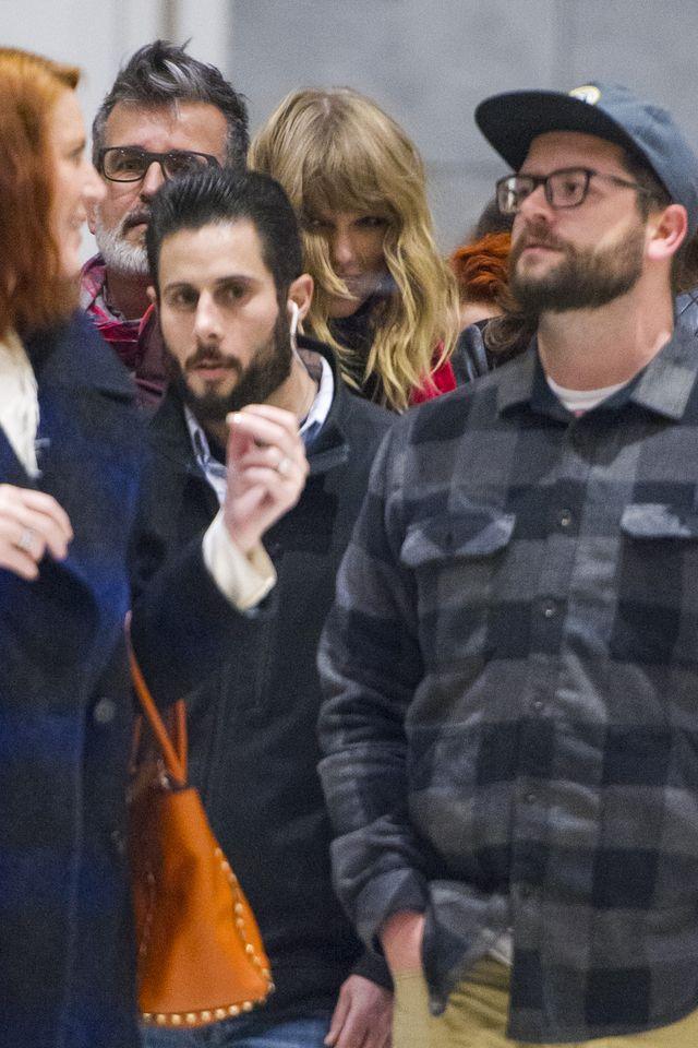 Paparazzi w końcu wytropili Taylor Swift (ZDJĘCIA)